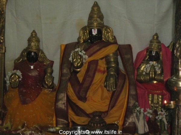 Mallur Rama temple