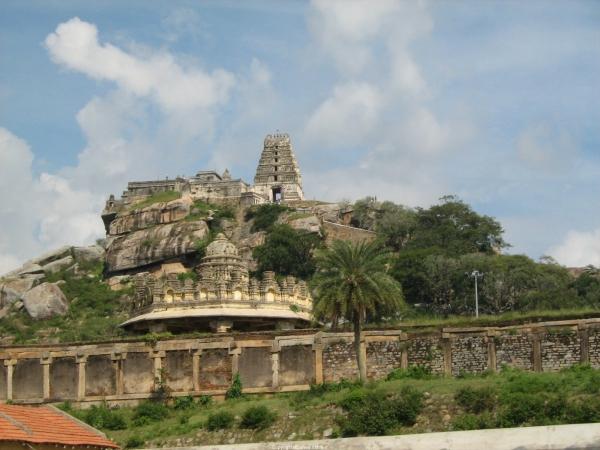 Melkote Narasimha temple