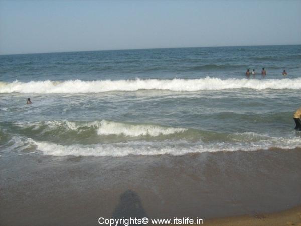 Auroville Beach Puducherry