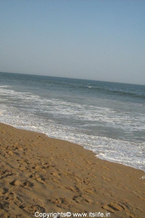 Auroville Beach Pondicherry