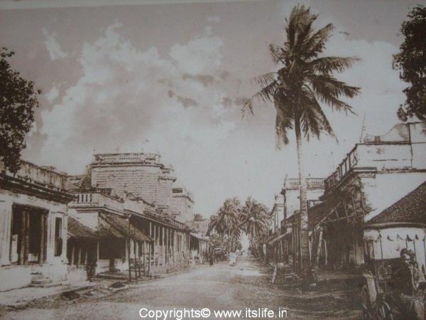 Tamil Quarters Pondicherry