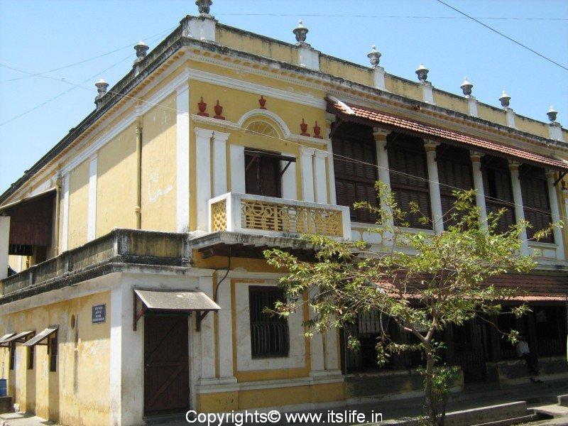 Heritage Buildings Of Pondicherry