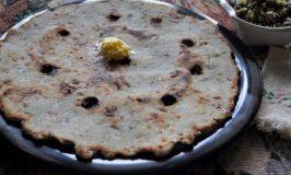 Akki Rotti – Rice Flour Bread