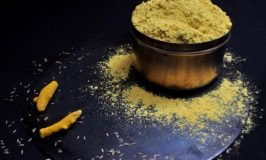 Menthedittu – Menthkoot – Aromatic lentil powder