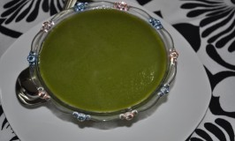 Methi Palak Soup