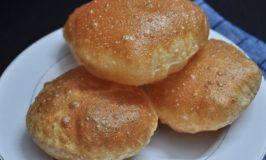 Poori – Deep fried Indian bread