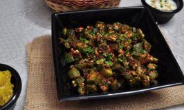 Sookha Bhindi – Okra Stir Fried with Spices