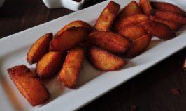 Idli Fry - Crispy Rice Cakes