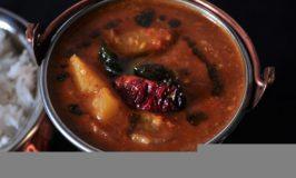 Huli – Sambar Recipe – South Indian Curry – Brahmin's Sambar