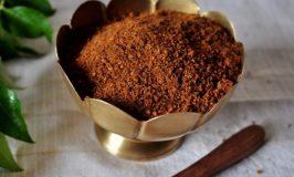 Karibevina Chutney Pudi – Curry Leaves Chutney Powder