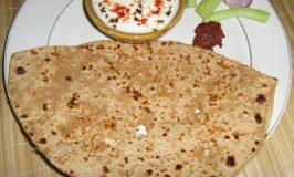 Phool Gobi – Cauliflower Paratha