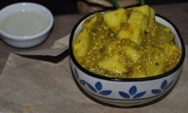 Mango Green Chilies Pickle