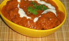 Jamoon Kofta Curry