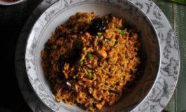 Menthya Batani Bhath Recipe