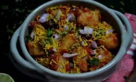 Alu Chaat Masala – Tangy Potatoes
