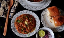 Pav Bhaji – Vegetable dish served with bread