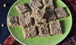 Sesame Seeds Square