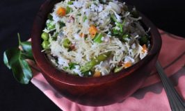 Shavige Uppittu – Vermicelli Upma – South Indian Breakfast