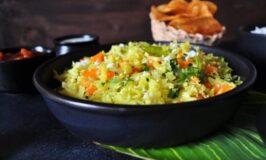Cabbage Carrot Palya Recipe