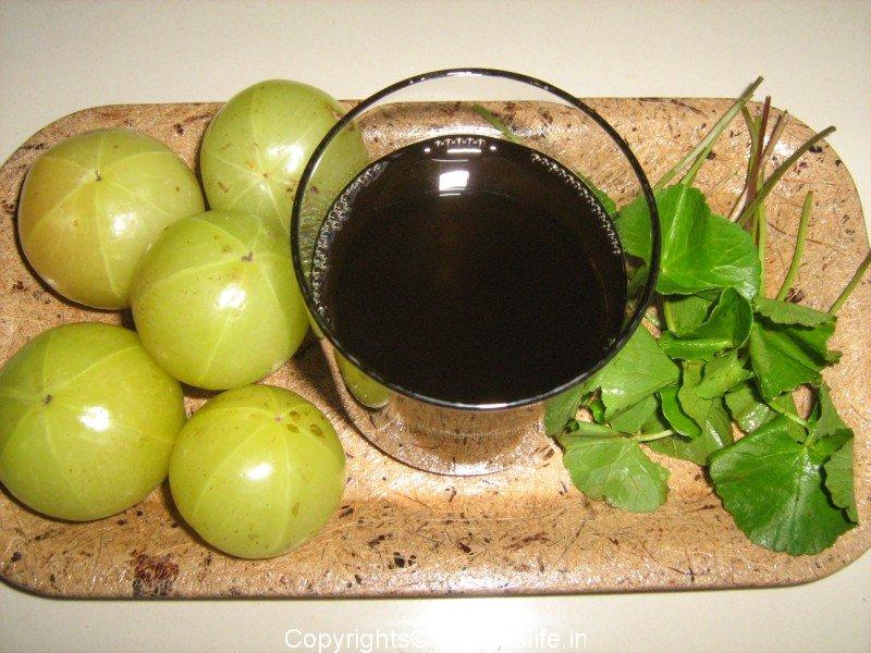 Homemade Brahmi Amla Hair Oil Goodness Of Gooseberry