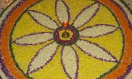 Pookalam Art