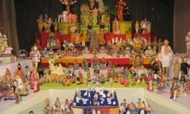 Traditional Dolls Arrangement
