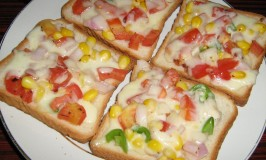 recipe-breakfast-vegetable-cheese-toast