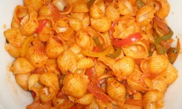 Conchigli Pasta Tomato