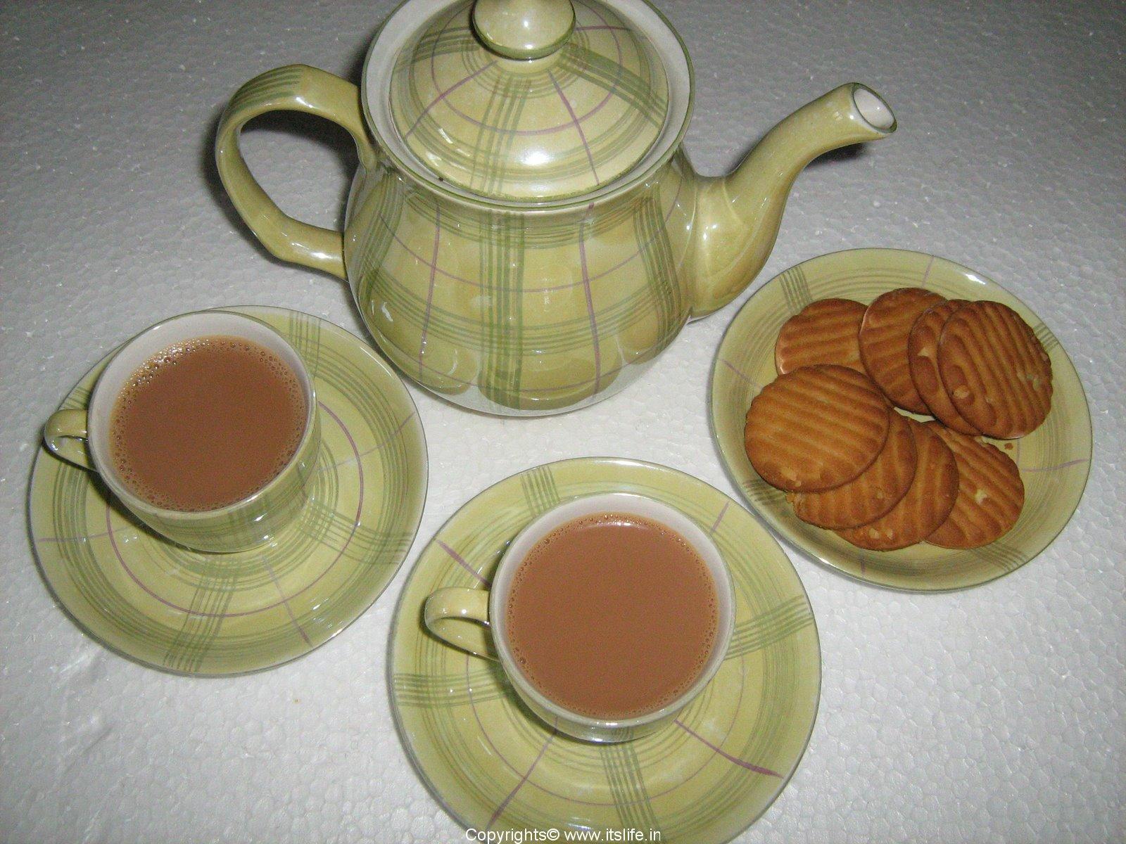 Masala çayı nasıl hazırlanmaktadır