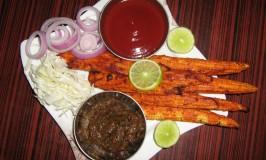 Tandoori Baby Corn