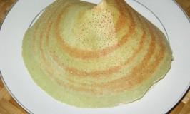 Raw Jackfruit Dosa