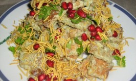 Croutons Chaat
