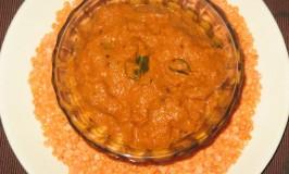 Masoor Dal Chutney