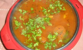 Tomato Rasam – Tomato Saaru Recipe