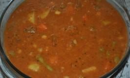 Mixed Vegetable Kootu – Vegetable Dal Recipe – Vegetable Lentil Curry