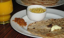 Alu Paratha