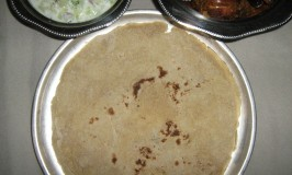 Bhakri – Jowar Roti