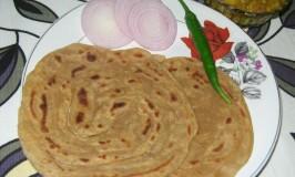Lachcha Paratha