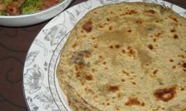 Sattu Ki Paratha