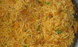 Masala Vegetable Noodles