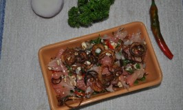Pomelo Coconut Salad