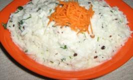 Bagala Bhath – Vermicelli in yoghurt