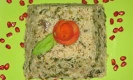 Palak Rice