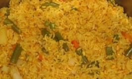 Vegetable Khichdi