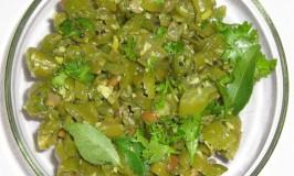 Beans Palya – Beans Poriyal – Beans Thoran – Beans Stir Fry