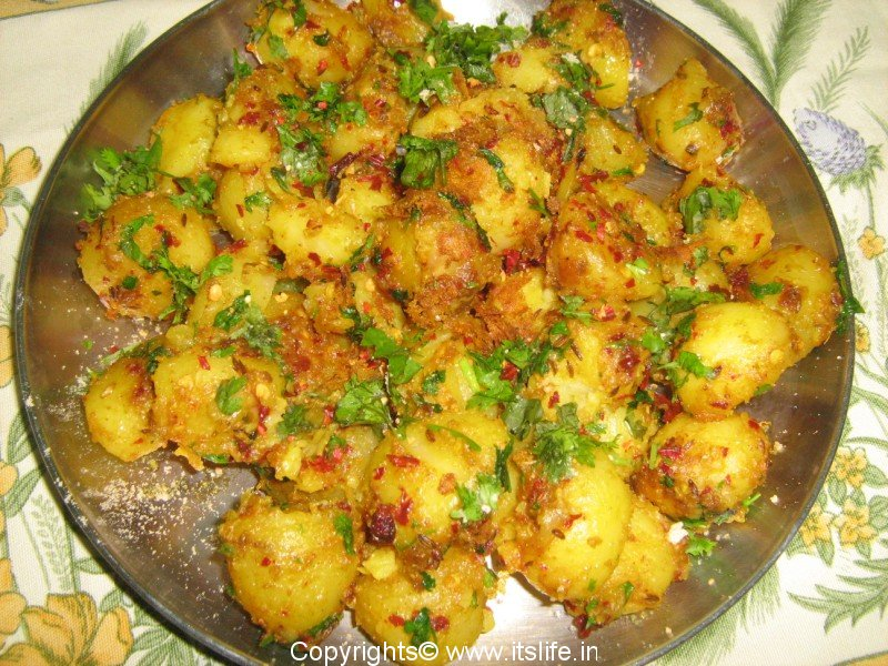 Boiled small red potato recipes