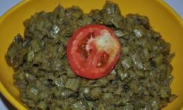 Masala Gawar – Cluster Beans Stir Fry Recipe – Gorikayi Palya Recipe