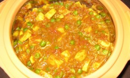 Mutter Paneer – Cottage Cheese and Peas Recipe – Matar Paneer