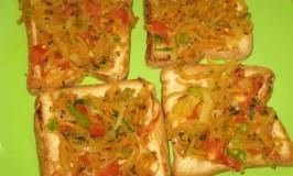 Iyengar Bakery Toast