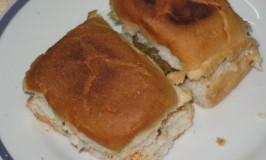 Kathal Mutter Vada Pav – Jackfruit Peas Sandwich Recipe – Kathal Matar Vada Pav